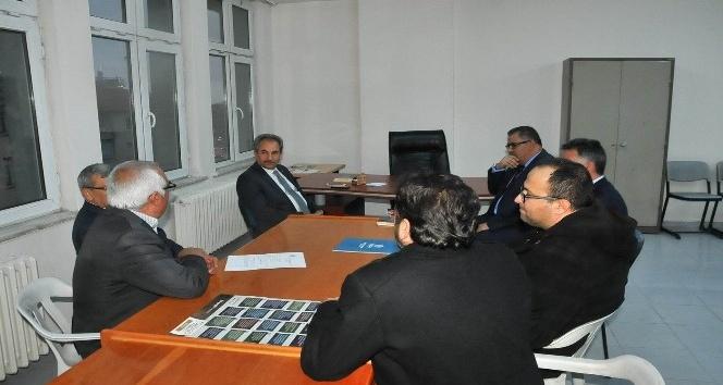 Başkan Akkaya'dan, AKİMMED'e ziyaret