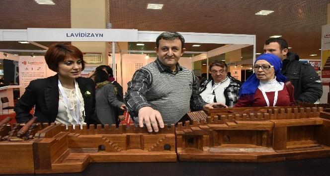 Alanya Belediyesi Engelsiz Yaşam Fuarı'nda yerini aldı