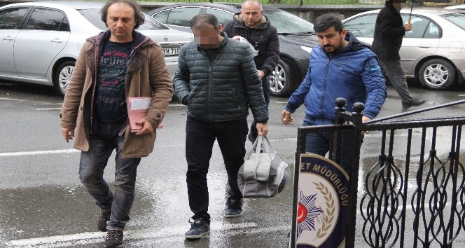 Samsun'da 4 öğretmene FETÖ gözaltısı