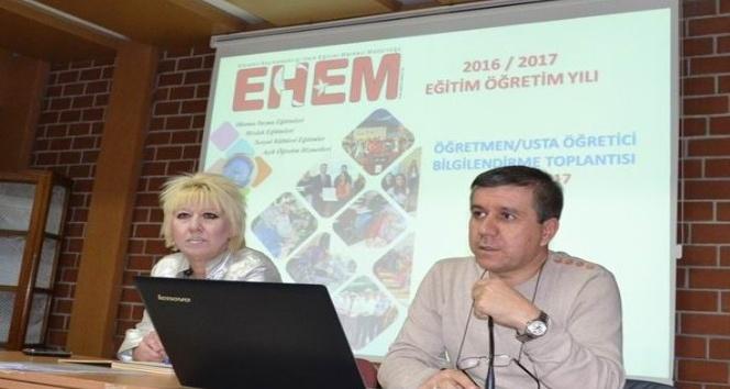 EHEM çıtayı, daha yukarı çıkarmak için toplandı