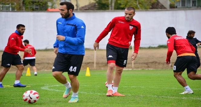 Erbaaspor'da Halide Edip Adıvarspor maçı hazırlığı