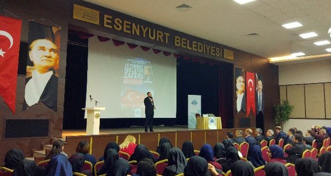 Gazeteci Fatih Tezcan gençlerin sorularını yanıtladı