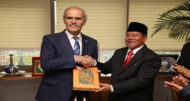 Endonezya işbirliği için Bursa'da