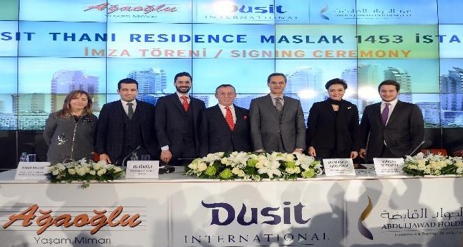 Ağaoğlu'ndan Türkiye ekonomisine dev katkı