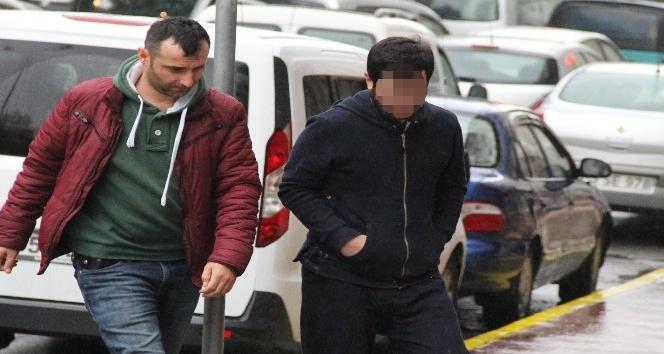 Liseli kıza taciz iddiasına gözaltı