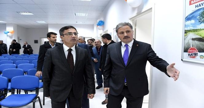 Malatya'da Bağımlılıkla Mücadele Merkezi açıldı