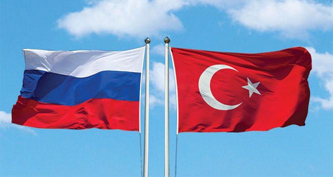 Türkiye ile Rusya imzayı attı