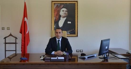 Kargı Kaymakamı Ali Erdoğan'ın tayini çıktı