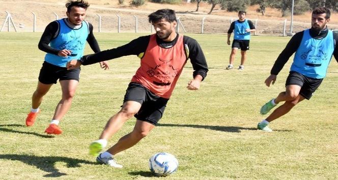 Aliğa FK'da Uşakspor hazırlıkları sürüyor