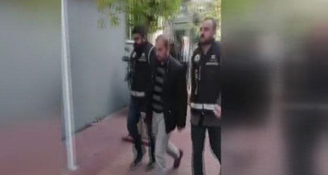 Adil Öksüzün yeğeni yurt dışına kaçarken İzmirde yakalandı