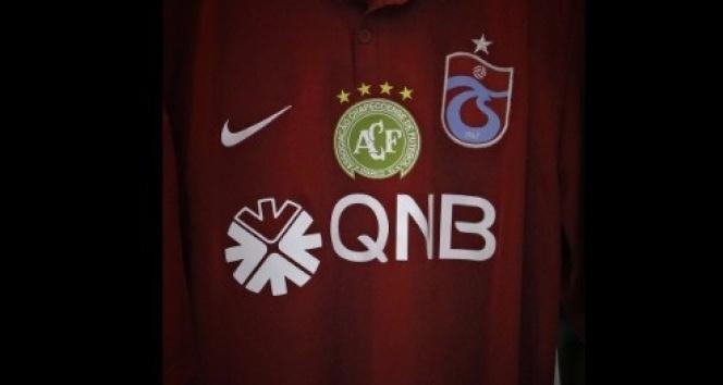 Trabzonspor, Chapecoense amblemiyle çıkacak