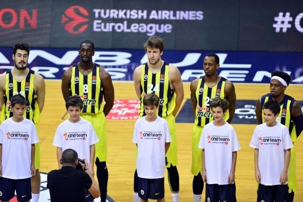Euroleague'de müthiş mücadele.. Fenerbahçe 78-77 Real Madrid
