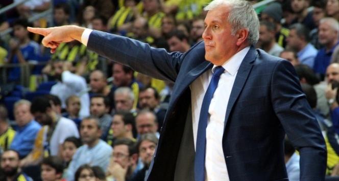 Obradovic: Son saniyelerde savunmamız iyiydi
