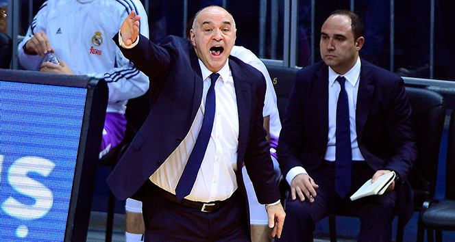 Pablo Laso: Elimizdeki maçı kaybettik