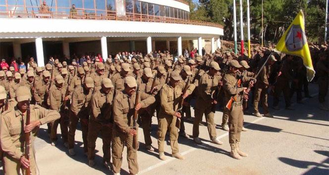 Irakta PKKya terör okulu iddiası
