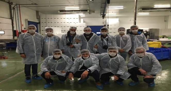 Köyceğizli öğrencilere İspanya'da denizcilik eğitimi