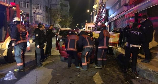 Bahçelievlerde alkollü sürücü dehşet saçtı: 1 ölü