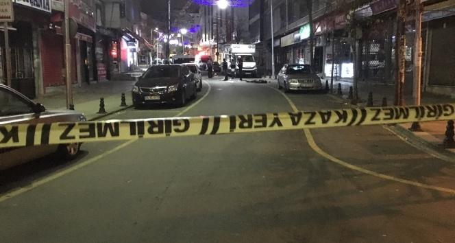 Pendikte cep telefonu cinayeti: 1 ölü