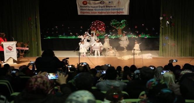 Bayburt'ta 3 Aralık Dünya Engelliler Günü