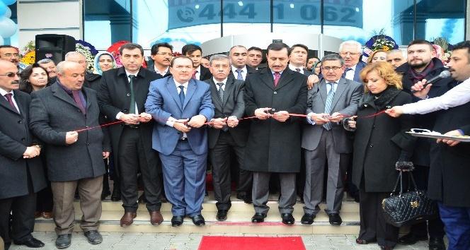 Başkan Çetin, Bayram Öztürk Hastanesinin açılışını yaptı