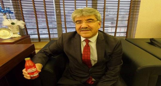 AK Parti İl Başkanlığı yeni binasına ziyaretler devam ediyor