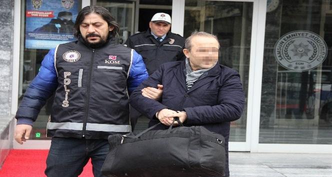 FETÖ'nün Orta Karadeniz imamı Ankara'da yakalandı