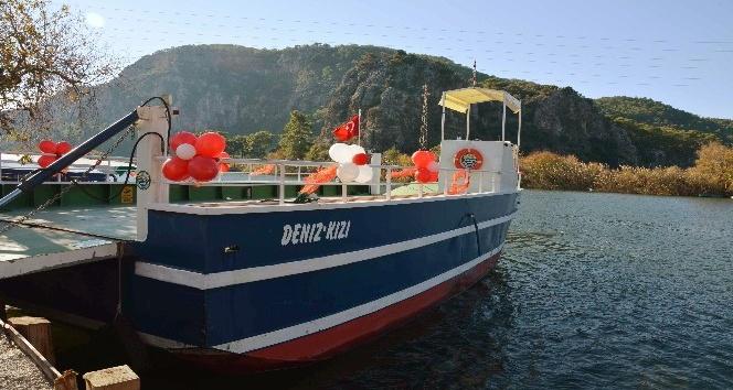 112 araçları kanalın karşı kıyısına feribotla ücretsiz geçecek