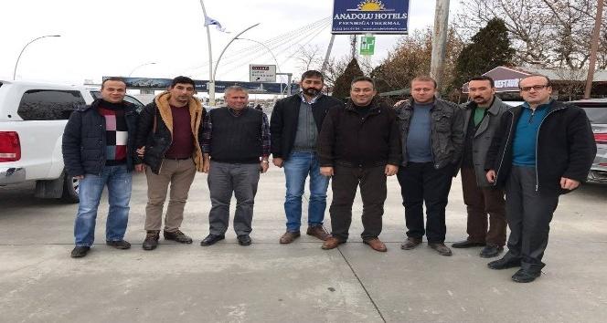 Eskişehir'den Siirt'e yardım eli