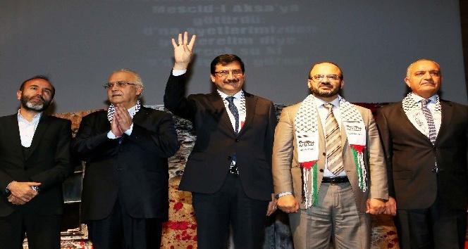 Ortak mesaj Filistin'e özgürlük