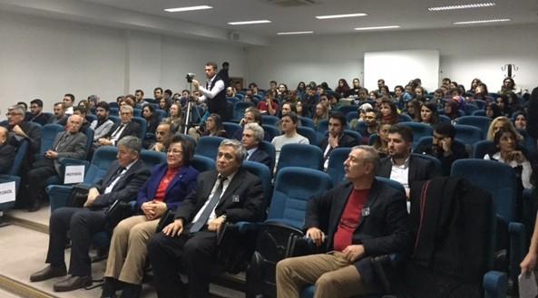 Türk Dünyası Araştırmaları Vakfı Başkanı Turan Yazgan anıldı