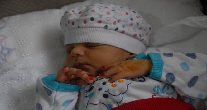 (Özel haber) 15 günlük bebeği, iki evladını kaybettiği hastalığın pençesinde