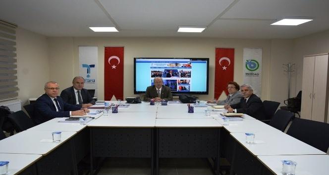 TESKİ Yönetim Kurulu toplantısı