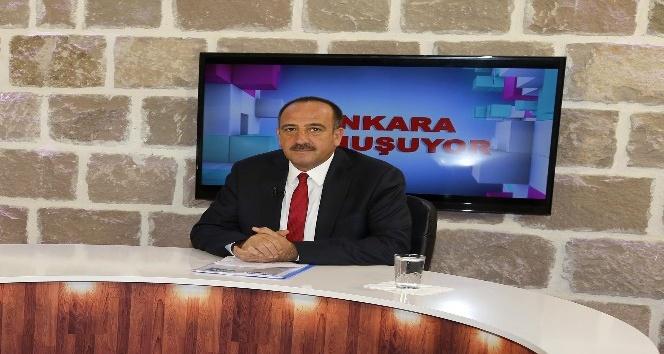 Gölbaşı Belediye Başkanı Duruay yapılan yatırımları anlattı