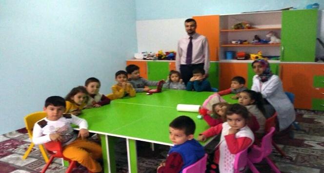 Diyanet'ten Okul Öncesi Çocuklara Kur'an Kursu Eğitimi