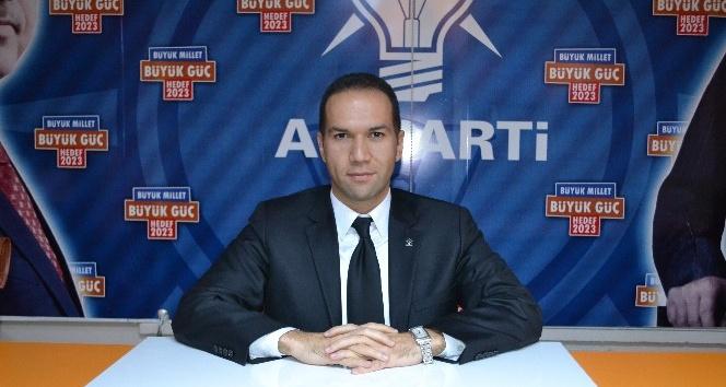 AK Parti İl Başkanından 3 Aralık Dünya Engelliler Günü mesajı