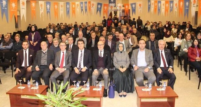 Ak Parti Osmangazi yürütme kurulunda görev değişikliği