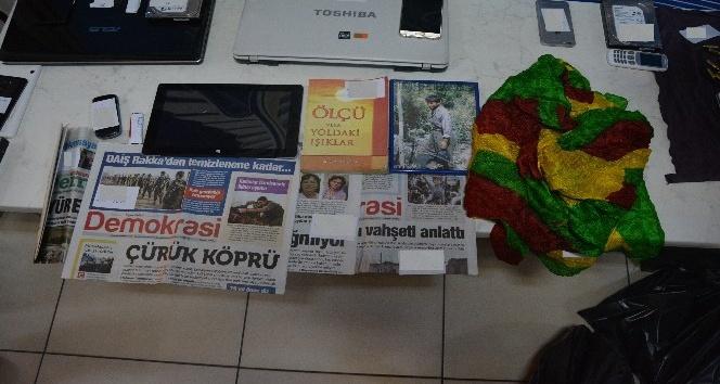 İHA'lı PKK/KCK operasyonda yakalanan 9 kişi tutuklandı