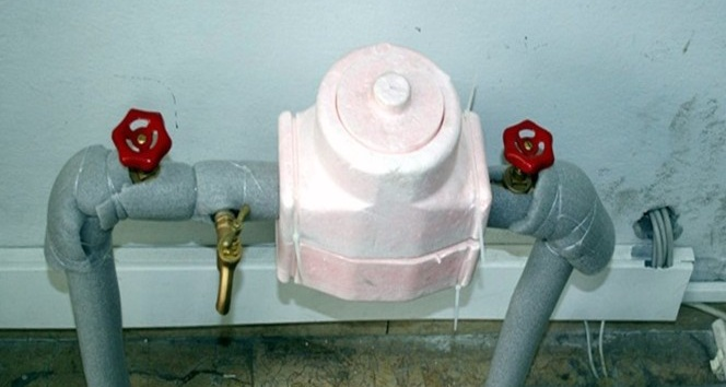 Aslanapa Belediyesi su abonelerini dona karşı uyardı