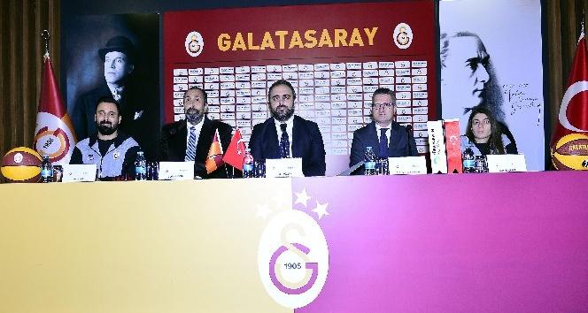 Türk Nippon Sigorta, Galatasaray'a sponsor oldu