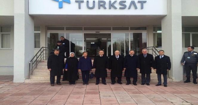 Darbe Araştırma Komisyonu'nun TÜRKSAT ziyaretine CHP'li üyeler katılmadı