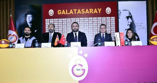 Türk Nippon Sigorta, Galatasaraya sponsor oldu