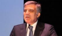 Abdullah Gül İsrail'in tavrını kınadı