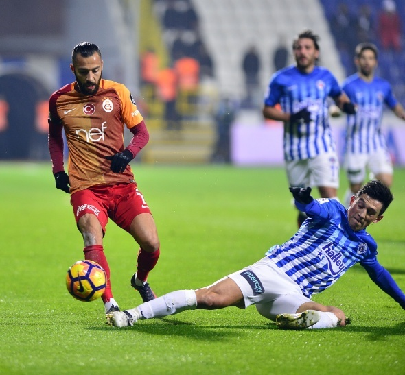 Kasımpaşa 1-2 Galatasaray