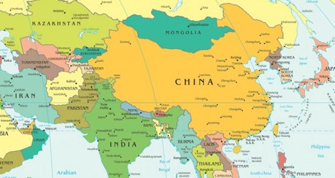 Çinin çizdiği yeni ipek yolunda Türkiye yok