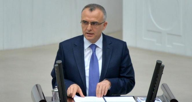 Maliye Bakanı Naci Ağbal: Katma Değer Vergisi istisnası getiriyoruz