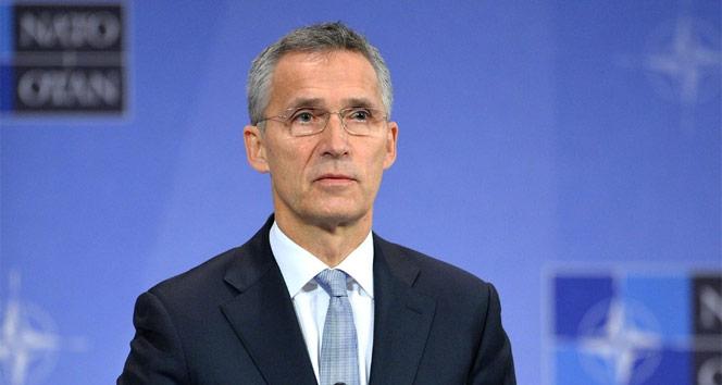 NATO Genel Sekreteri Stoltenberg: 'Afganistan'daki asker sayısı 16 bine çıkacak'