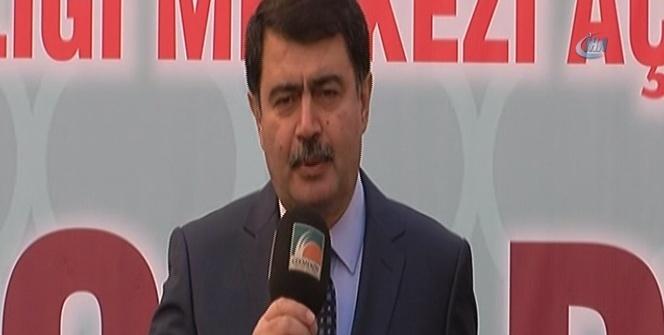 İstanbul Valisi Vasip Şahin, Çekmeköy'de Aile Sağlığı Merkezi açtı