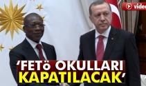 Erdoğan-Talon ortak basın toplantısı