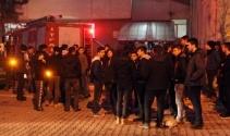 Bolu'da öğrenci yurdunda korkutan yangın