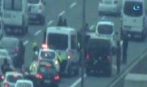 Özel harekat aracı yan yattı: 4 polis yaralı